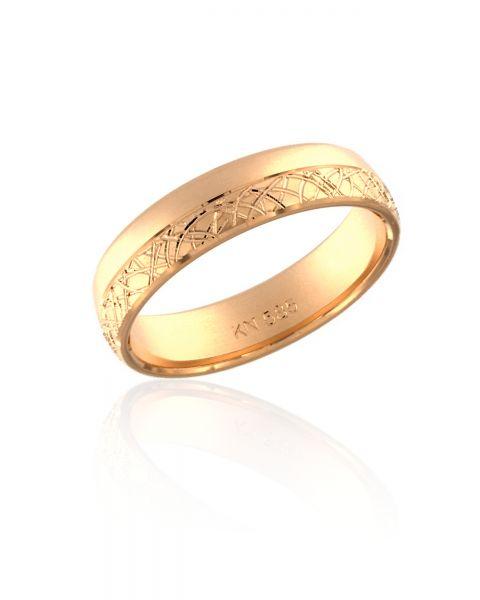 abielusõrmus kuld 585