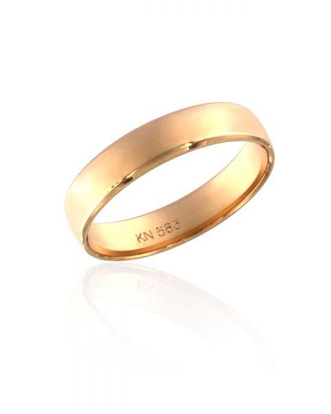 abielusõrmus kuld 585 2,71g